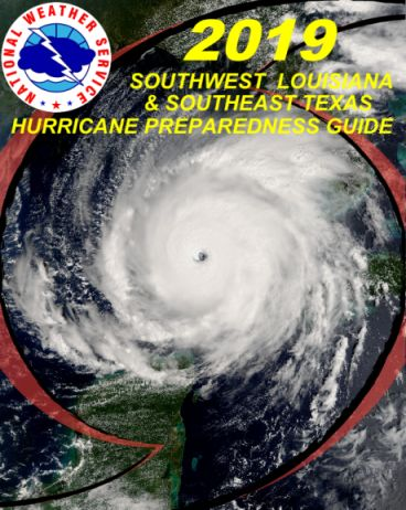 2019 HURRICANE PREPAREDNESS