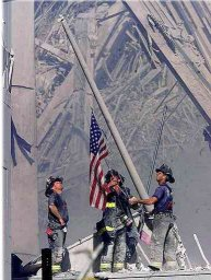 GROUND HERO - September 11, 2001